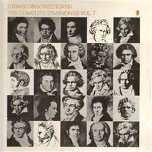 Ludwig van Beethoven - The Complete Symphonies Vol. 7 flac album