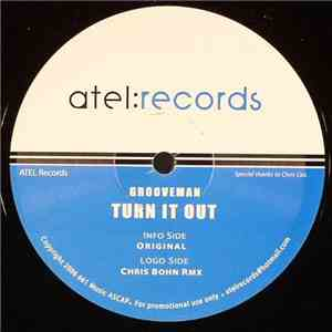 Grooveman - Turn It Out flac album