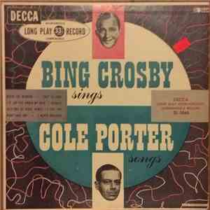 Bing Crosby - Bing Crosby Sings Cole Porter Songs flac album