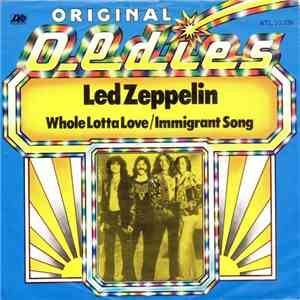 Led Zeppelin - Whole Lotta Love / Immigrant Song flac album