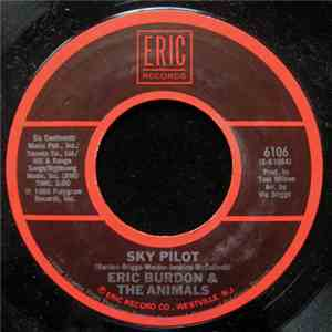 Eric Burdon & The Animals - Sky Pilot flac album