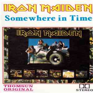 Iron Maiden - Somewhere In Time flac album