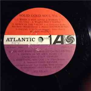 Various - Solid Gold Soul Volume 2 flac album