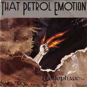 That Petrol Emotion - Cellophane flac album