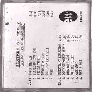 The Sisters Of Mercy - Greatest Hits Volume One - A Slight Case Of Overbombing flac album