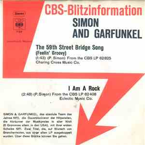 Simon And Garfunkel - The 59th Street Bridge Song (Feelin' Groovy) flac album