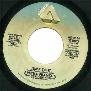 Aretha Franklin - Jump To It / Just My Daydream flac album