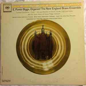 E. Power Biggs - Heroic Music For Organ, Brass And Perucssion flac album