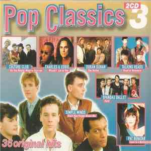 Various - Pop Classics - Volume 3 flac album