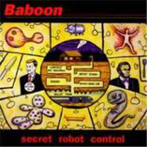 Baboon  - Secret Robot Control flac album