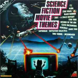 G.S.O. - Science Fiction Movie Themes flac album