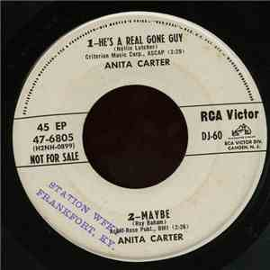 Anita Carter, Porter Wagoner - He's A Real Gone Guy / Maybe / I Should Be With You / I'm Day Dreamin' Tonight flac album