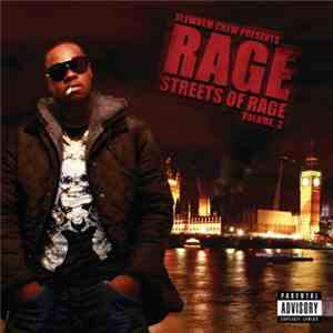 Rage  - Streets Of Rage Vol. 2 flac album