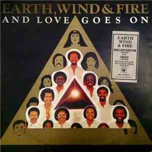 Earth, Wind & Fire - And Love Goes On flac album