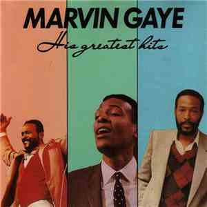 Marvin Gaye - His Greatest Hits flac album