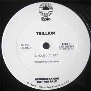 Trillion  - Hold Out flac album