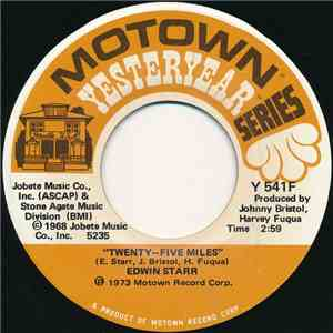 Edwin Starr - Twenty-Five Miles / Funky Music Sho Nuff Turns Me On flac album