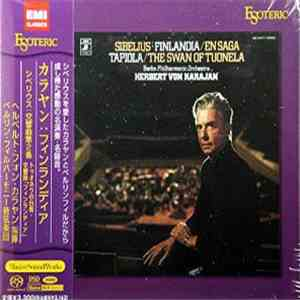 Sibelius, Herbert von Karajan, Berliner Philharmoniker - Symphony No.2 In D Major, Op.43 flac album