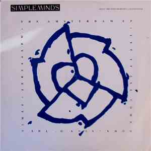 Simple Minds - The Amsterdam EP flac album