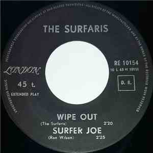 The Surfaris And Jimmy Gilmer And The Fireballs - Wipeout/Surfer Joe/Sugar Shack/My Heart Is Free flac album