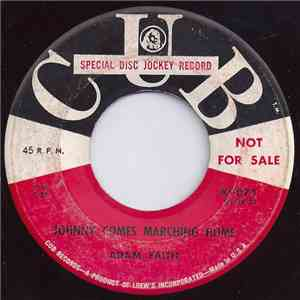 Adam Faith - Johnny Comes Marching Home / I Did What You Told Me To Do flac album