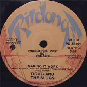 Doug And The Slugs - Making It Work flac album