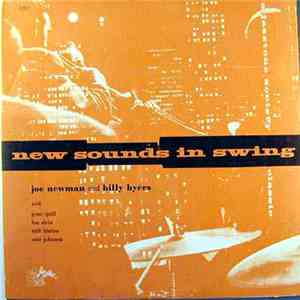 Joe Newman and Billy Byers - New Sounds In Swing flac album