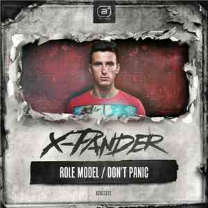 X-Pander  - Role Model / Don't Panic flac album