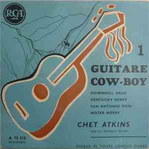 Chet Atkins - Guitare Cow-Boy 1 flac album