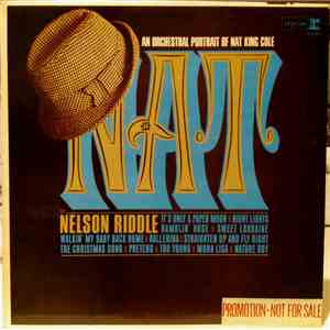 "Nelson Riddle - ""NAT"" An Orchestral Portrait Of Nat King Cole flac album"