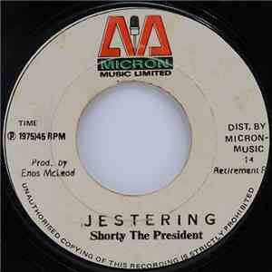 Shorty The President - Jestering flac album