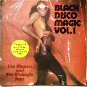 The Movers  And The Midnight Stars - Black Disco Magic Vol. 1 flac album