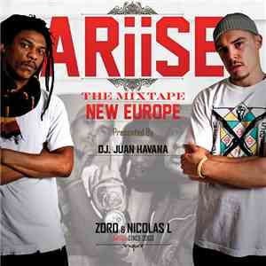 Ariise - New Europe – The Mixtape flac album