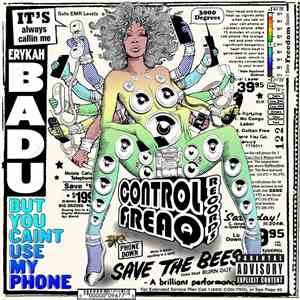 Erykah Badu - But You Caint Use My Phone flac album