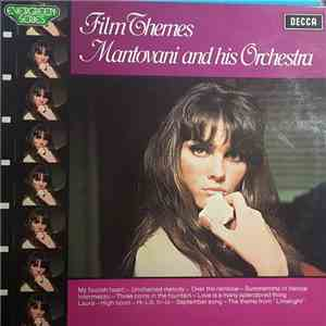 Mantovani And His Orchestra - Film Themes flac album