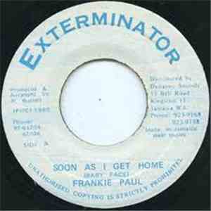 Frankie Paul - Soon As I Get Home flac album
