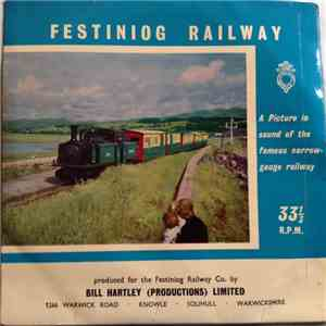 No Artist - The Festiniog Railway flac album