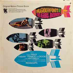 Various - Dr. Goldfoot & The Girl Bombs flac album
