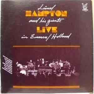 Lionel Hampton And His Giants - Live In Emmen/Holland flac album