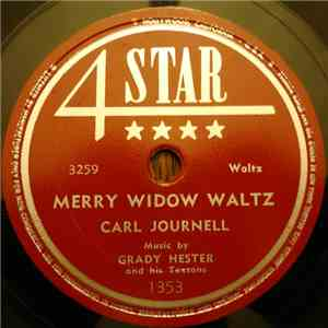 Carl Journell - Merry Widow Waltz / Skaters' Waltz flac album