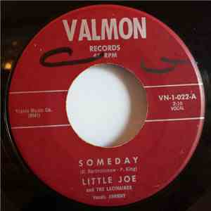 Little Joe And The Latinaires - Someday / Let The Good Times Roll flac album