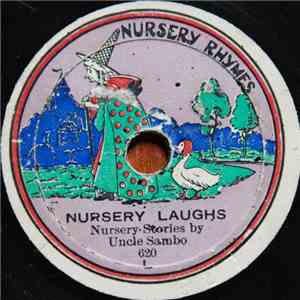 Uncle Sambo, Uncle Joe  - Nursery Laughs / Little Miss Muffet flac album