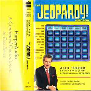 Alex Trebek & Peter Barsocchini - The Jeopardy! Audio Book flac album