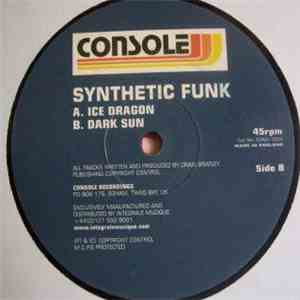 Synthetic Funk - Ice Dragon flac album