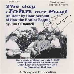 Rod Davis - The Day John Met Paul - An Hour By Hour Account Of How The Beatles Began flac album