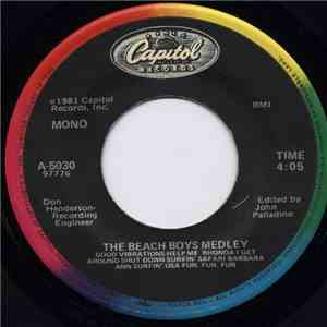 The Beach Boys - The Beach Boys Medley flac album