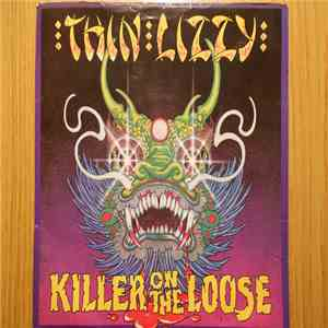 Thin Lizzy - Killer On The Loose / Chinatown (Live) flac album